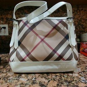 BURBERRY SMALL NAPIER Handbag